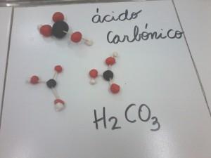 ácido carbónico